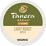 Panera Bread Light Roast Coffee, Single-Serve Keurig K-Cup Pods, 100% Arabica Coffee, 72 Count