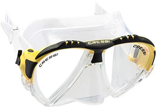 Cressi Matrix Máscara de Buceo y Snorkeling, Unisex Adulto
