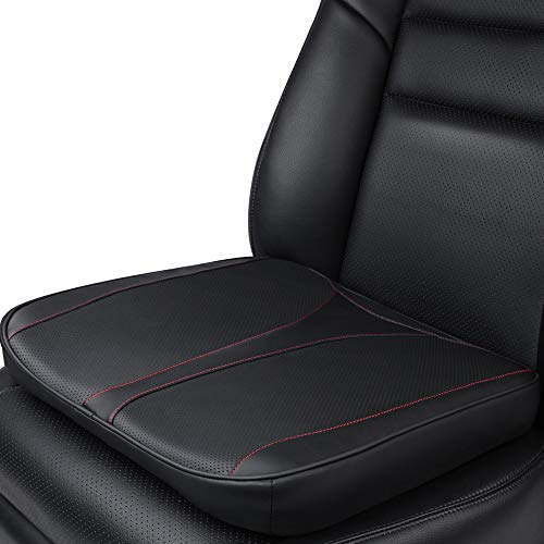 EASY EAGLE Cuscino Auto in Schiuma di Memoria, Comodo Copri Sedile per Supporto, 1 Pacco
