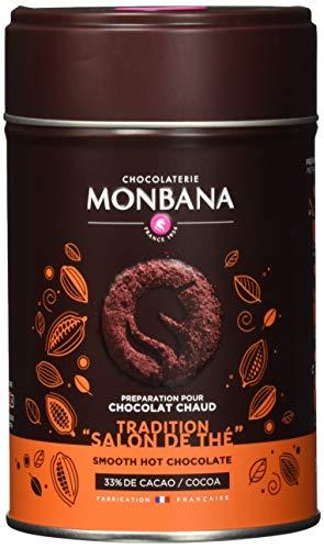 "Monbana Schokoladenpulver ""Tradition"" 250g Dose (32 prozent Kakao) (1 x 250 g)"