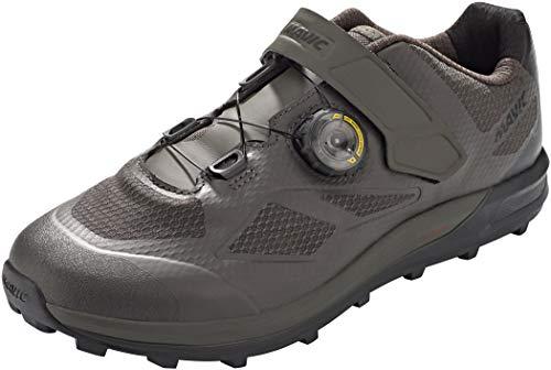 MAVIC XA Pro Schuhe Herren Raven Schuhgröße UK 10,5 | EU 45 1/3 2020 Rad-Schuhe Radsport-Schuhe