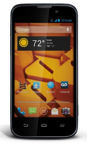 ZTE Boost Warp 4G Black (Boost Mobile)