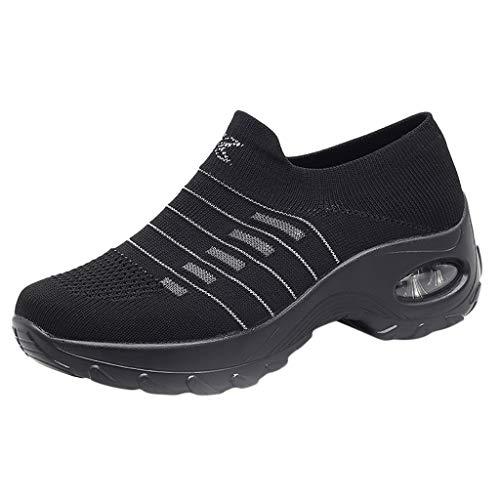 DQANIU- 🐦🐦Damenschuhe, Tasche & Schuhzubehör - Damenschuhe, Damenmode Wohnungen Atmungsaktive Sportschuhe Leichte Laufschuhe