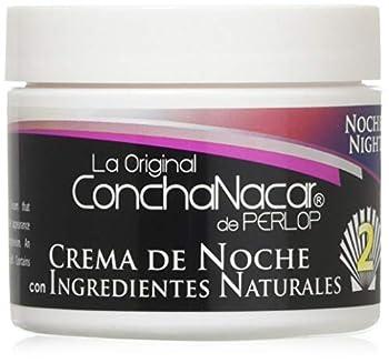 Concha Nacar Crema De Noche No.2 Night Cream 2 oz