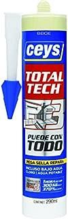POLIMERO MS CEYS TOTAL TECH, BEIGE 290ML