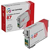LD Products Remanufactured Ink Cartridge Replacement for Epson T087 ( 1-Pack )