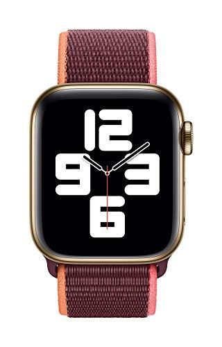 Apple Watch (40mm) Sport Loop, Pflaume - Regular