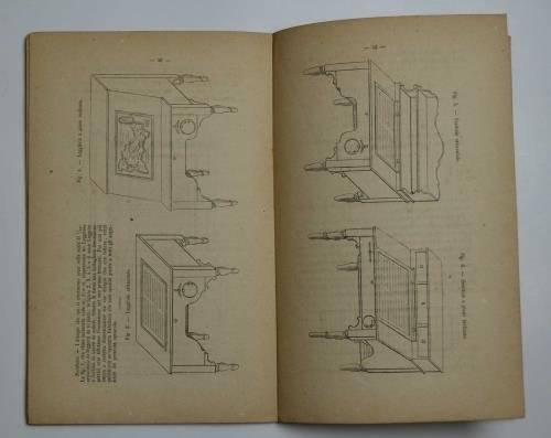 Libri massaneschi ossia leggitoi e scrittoi a carta continua, invenzione di Massano Carlo, compositore-tipografo.