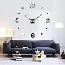 ساعة حائط بدون منبه