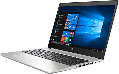 Product Image 1: HP ProBook 450 G6 15.6″ LCD Notebook – Intel Core i7 (8th Gen) i7-8565U Quad-core (4 Core) 1.80 GHz – 16 GB DDR4 SDRAM – 256 GB SSD – Windows 10 Pro 64-bit (English) – 1920 x 1080 – Natural Silve