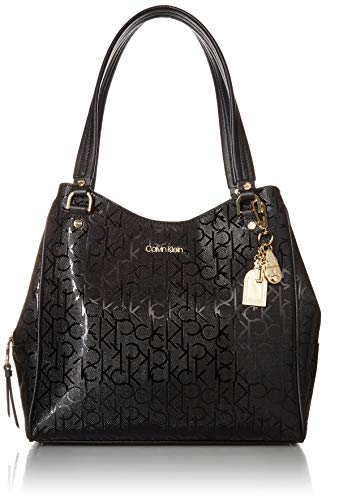 Top quality monogram pvc 2 zip pockets & 2 slip pockets Triple compartment hobo with interior organizational features