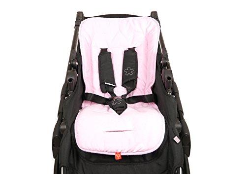 Kaiser 6537821 Sommer Komfortauflage Kinderwagenauflage Kinderwageneinlage Sitzauflage