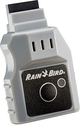 TebTools: Rain Bird LNK Wifi-module voor Rain Bird irrigatiesystemen, real-time watermanagement met gratis app/Android, frequentie: 2,4 GHz.