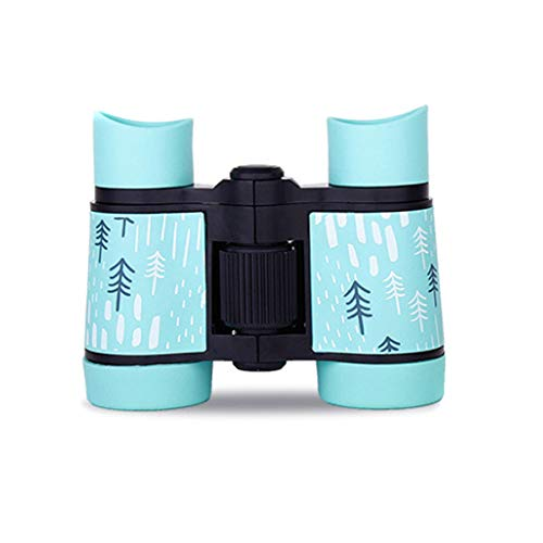 Find Bargain ZYD Binoculars 4X30 Telescope Rubber Anti-Skid Portable Gifts for Children Kids Outdoor...