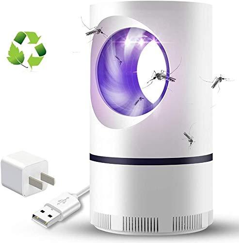 Knoijijuo Mosquito Murderer Murderer Mosquito, Segura UV-Lampe Von Mosquitos, Insekt Trap Receiver, Photokatalysator