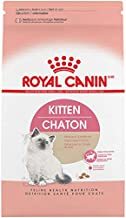 Royal Canin Feline Health Nutrition Dry Food for Young Kittens, 7 Pound Bag