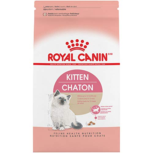 Royal Canin Feline Health Nutrition Dry Food for Young...
