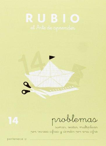 Rubio PR-14 - Cuaderno problemas: Problemas No.14 (Operaciones y Problemas RUBIO)