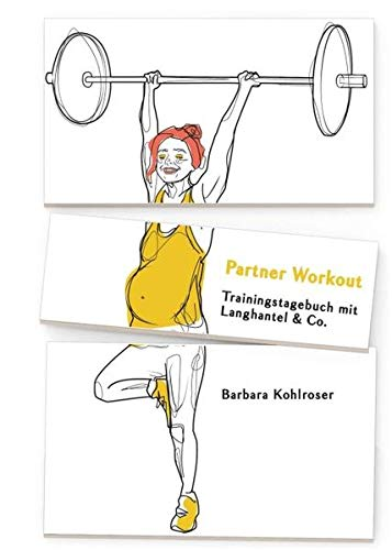 Partner Workout: Trainingstagebuch mit Langhantel & Co.