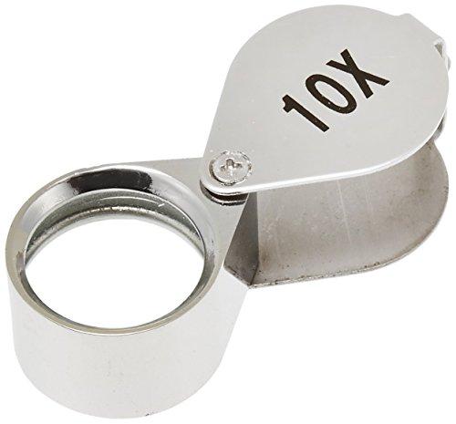 TSK 高倍率ルーペ 倍率10倍 レンズ径20mm DO-101