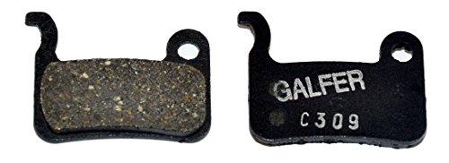 GALFER Bike Standard Brake Pad Shimano DEORE XT-LX, Unisex Adulto, Negro, ESTANDAR