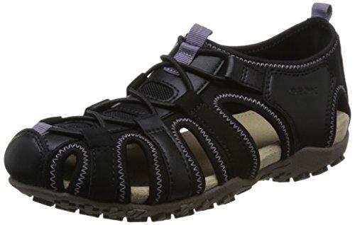 Geox Donna Größe 38 Schwarz (schwarz)