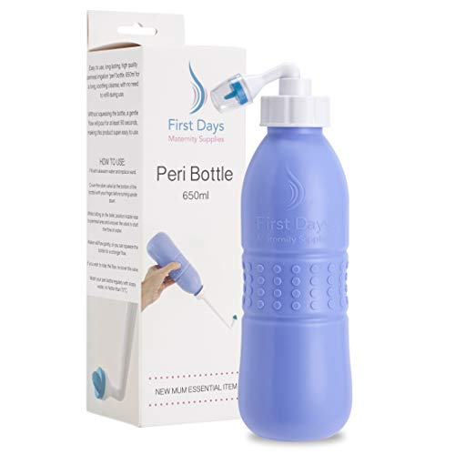 Peri Bottle 650ml - Great for Postpartum - Portable Bidet - New Mum Essential Item!