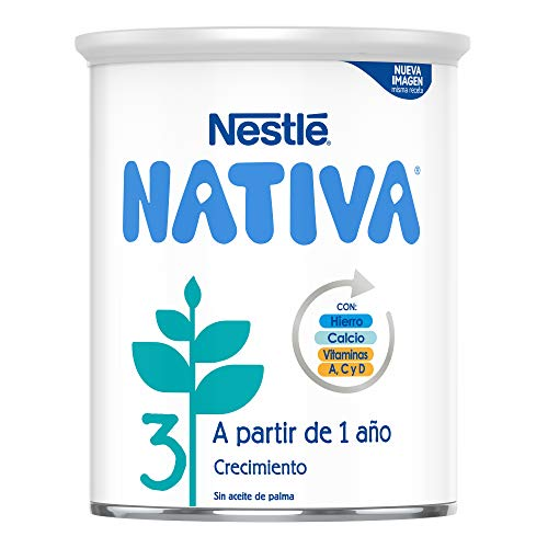 NESTLÉ NATIVA 3 - Leche...