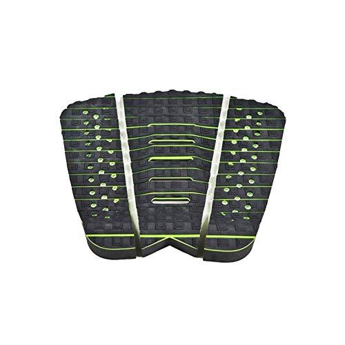 ZZQQ Equipement de la Planche de Surf Talonnette EVA, écologique, inodore et épissage Usine de Collage Vente directe Planche de Surf Tapis de Pied de sécurité à Bord Paddle Pad Anti-dérapage Traction