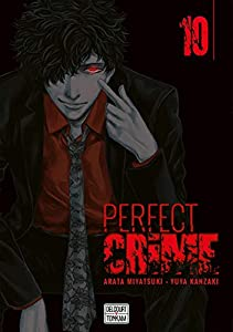 Perfect Crime Edition simple Tome 10