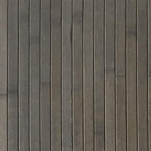 Alfombra Bambú Gris (120, 180)