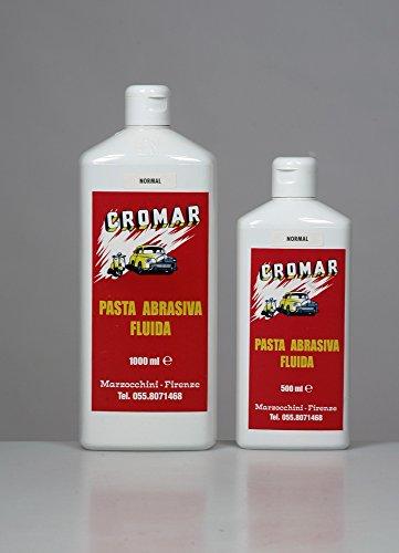 Cromar Pasta Abrasiva fluida STANDARD conf. 0.5lt.