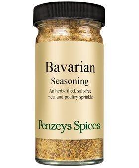 Bavarian Style Seasoning By Penzeys Spices 1.5 oz 1/2 cup jar