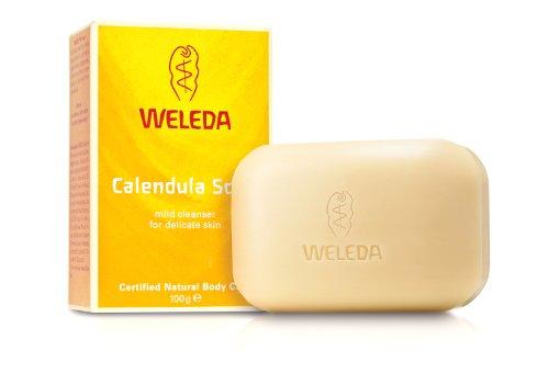 Weleda - 8520 - Jabón Caléndula Pastilla Weleda
