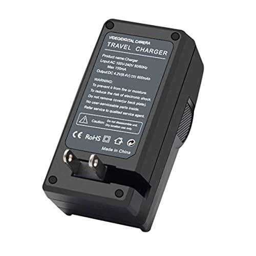AnXiongStore Cable de Carga Lc-E8C E8C Lc-E8E Cargador de batería para cámara Canon LP-E8 Lpe8 E8 EOS 550D 600D 650D 700D Kiss X4 X5 X6I X7 Rebel T2I T3I