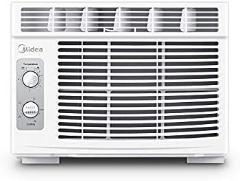 MIDEA Window 5000 BTU Air Conditioner With Mechanical Controls