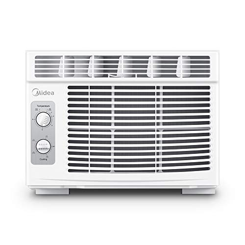 MIDEA MAW05M1BWT Window air conditioner 5000 BTU...