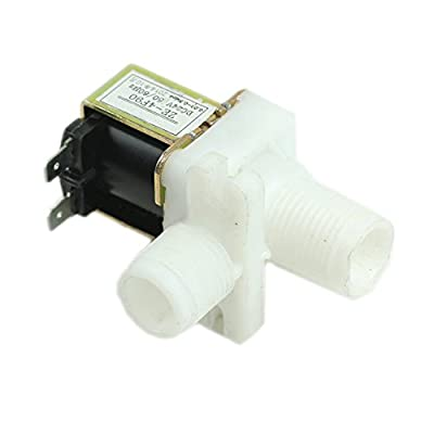 """HeroNeo® Electric New Solenoid Valve Magnetic N/C DC 24V Water Air Inlet Flow Switch 1/2"""" from HeroNeo®"""