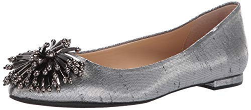 Katy Perry Women's THE THE RAYANN Ballet Flat black 10 M M US