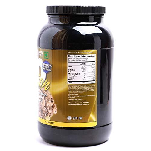 Ultimate Nutrition ISO Sensation 93-2 lbs (Cafe Brazil)