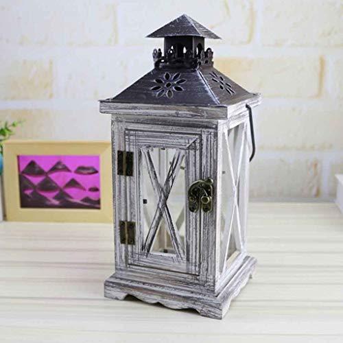 Lantern kaarshouder decoratieve vloerlamp vintage style hangende lantaarn Eastern Style Lamp