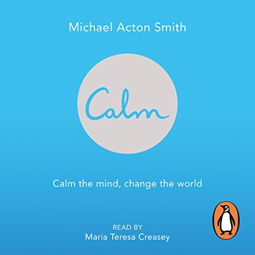 Calm audiobook cover art