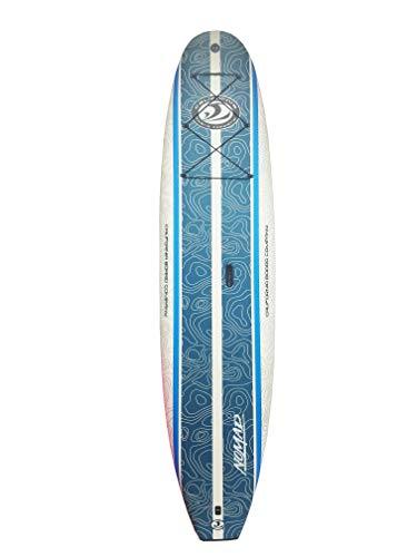 CBC Hydra 10'6 Foam SUP Pkg w/Paddle and Single Fin.