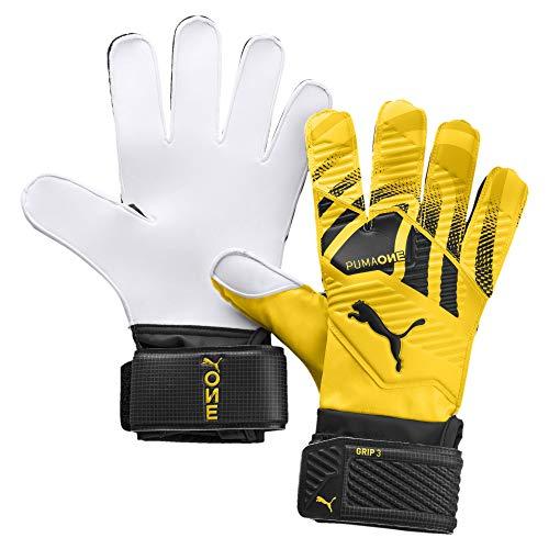 Puma One Grip 3 RC, Guanti Portiere Unisex-Adult, Ultra Yellow Black White, 5