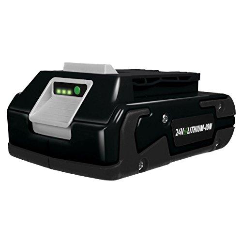 Greenworks 29842 24V Lithium-Ion Battery, 2.0 AH