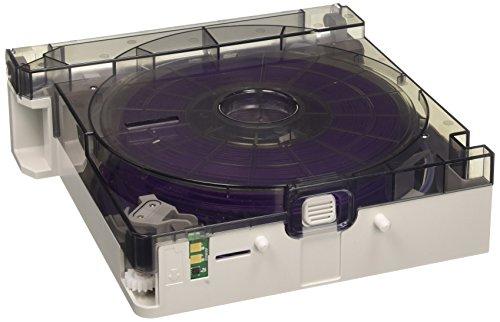 Sindoh - 3DP200PPP-A 3DWOX Refillable Cartridge PLA Purple (Compatible with DP200, DP201)