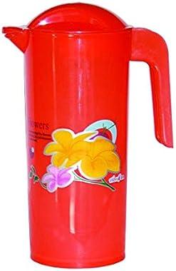 Wonder Vijay Plastic Water Jug, 1 Pc, 2 Ltrs, Made in India, KBS01175