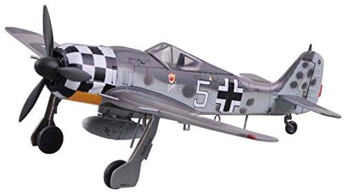 "Easy Model 736401\"" 1/72 FW 190A-6, Weisse 5, UFFZ Modellbausatz"