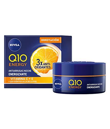 Nivea Q10 Energy Anti-Falten-Nachtcreme, 50 ml
