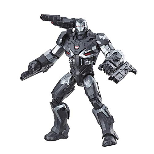 "Avengers Marvel Legends Series Endgame Marvel's War Machine 6"" Collectible Action Figure Toy for Ages 6 & Up (E3972)"